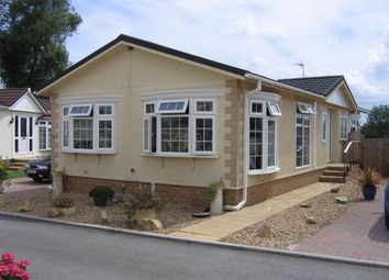 Thumbnail 2 bed mobile/park home for sale in Beauford Park (Ref 3477), Norton Fitzwarren, Taunton, Somerset