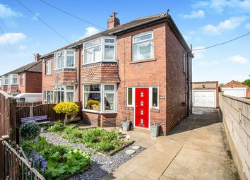 Thumbnail 3 bed semi-detached house for sale in St. Martins Grove, Whitwood, Castleford, West Yorkshire