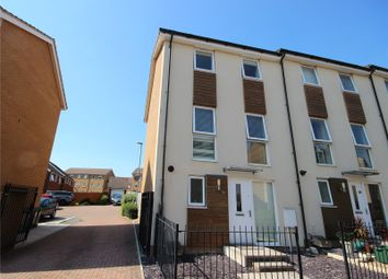 Thumbnail 3 bed end terrace house for sale in Wood Street, Charlton Hayes, Patchway, Bristol