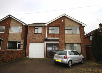 Thumbnail 4 bed detached house for sale in Knowl Avenue, Belper, Derbyshire
