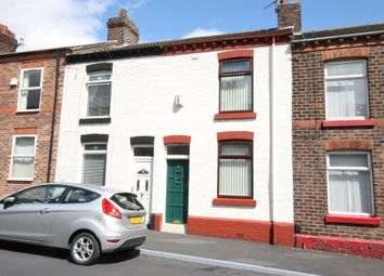 Thumbnail 2 bed terraced house for sale in Edwin Street, Widnes, Cheshire