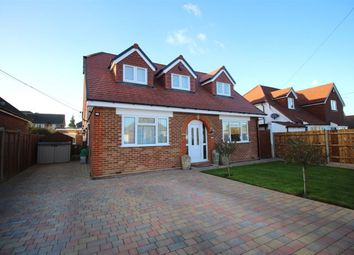 Thumbnail 5 bed detached bungalow for sale in Christmas Pie Avenue, Normandy, Guildford