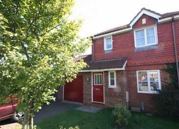 Thumbnail 3 bed end terrace house to rent in Wheatfield Drive, Bradley Stoke, Bristol