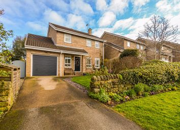 Thumbnail 4 bed detached house for sale in 80 Knox Lane, Harrogate