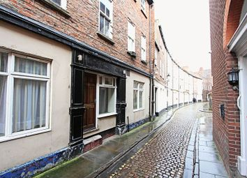 Thumbnail 1 bed flat to rent in Prince Street, Hull