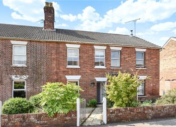 Thumbnail 3 bed terraced house for sale in New Borough Road, Wimborne
