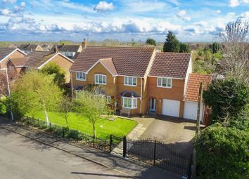 Thumbnail 6 bed detached house for sale in St. Judiths Lane, Sawtry, Huntingdon