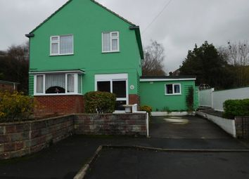 Thumbnail 3 bed detached house for sale in Grosvenor Close, Llandrindod Wells