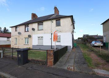 Thumbnail Flat for sale in Benarty Avenue, Crosshill, Lochgelly