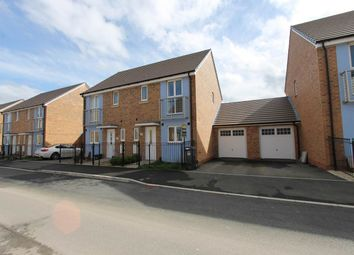 Thumbnail 3 bed property to rent in Rapide Way, Haywood Village, Weston-Super-Mare