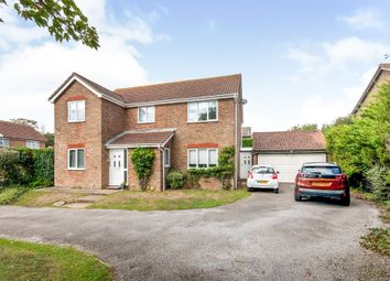 Bromley Road, Seaford BN25. 5 bed detached house