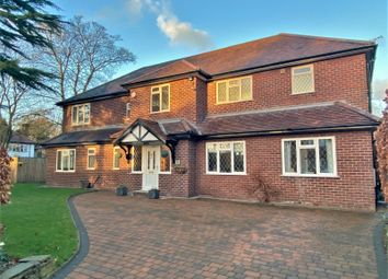 Thumbnail 6 bed detached house for sale in Broad Walk, Wilmslow