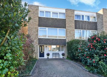 Thumbnail 5 bed end terrace house for sale in Kingswood Close, Surbiton
