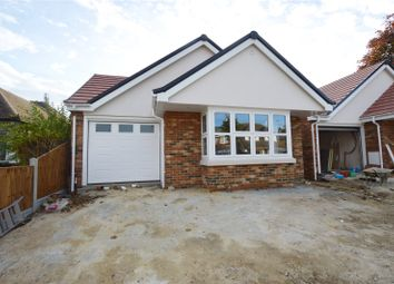 Thumbnail 3 bed detached bungalow for sale in Warwick Road, Rayleigh, Essex