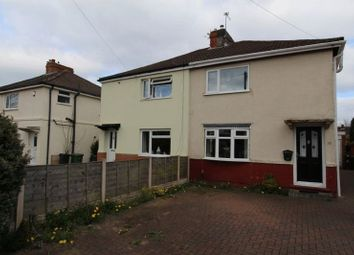 Thumbnail 3 bed semi-detached house to rent in New Road, Aldridge, Walsall