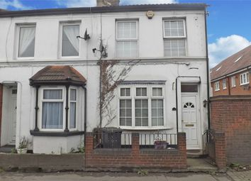 Thumbnail 2 bed end terrace house for sale in Birchwood Road, Swanley, Kent
