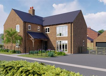 Thumbnail 4 bed detached house for sale in Palace Road, Ripon, North Yorkshire