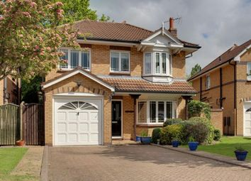 Thumbnail 4 bed detached house to rent in Sedgeford Close, Wilmslow