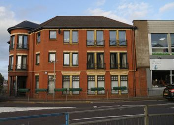 Thumbnail 2 bed flat for sale in Menteith Court, Motherwell