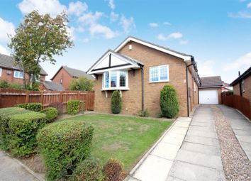 Thumbnail 3 bedroom detached bungalow for sale in Cromwell Rise, Kippax, Leeds