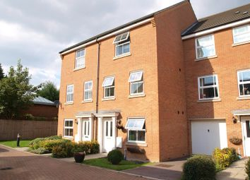 Thumbnail 4 bed town house for sale in Enders Close, Enfield