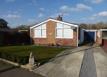 Thumbnail 2 bed detached bungalow for sale in The Chase, Worlingham, Beccles, Suffolk