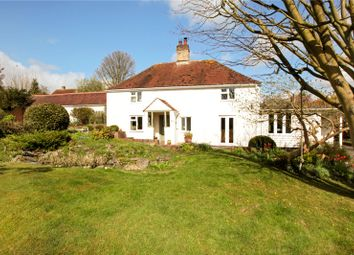 Thumbnail 4 bed detached house for sale in High Street, Heytesbury, Warminster, Wiltshire