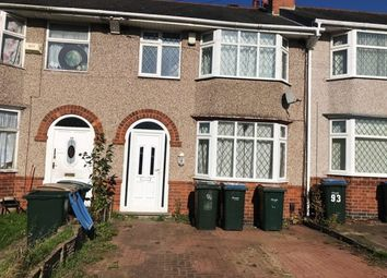 Thumbnail 3 bed terraced house to rent in Wyken Way, Coventry