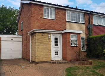 Thumbnail 3 bed semi-detached house to rent in Pembroke Drive, Carlton In Lindrick
