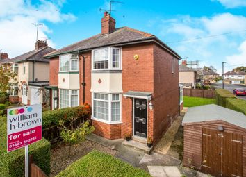 Thumbnail 2 bed semi-detached house for sale in King Edwards Drive, Harrogate