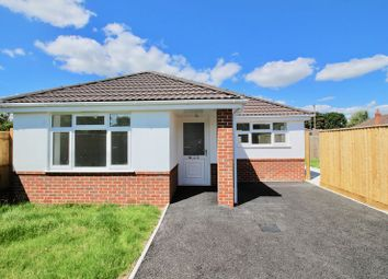 Thumbnail 2 bedroom detached bungalow for sale in Markham Close, Bournemouth