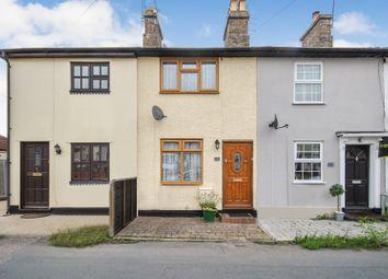 2 bed terraced house for sale in West Road, Sawbridgeworth, Hertfordshire CM21