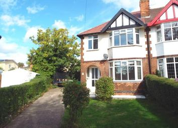Thumbnail 3 bed semi-detached house for sale in Sandringham Crescent, Wollaton, Nottingham, Nottinghamshire