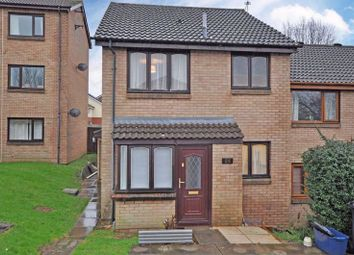 Thumbnail 1 bed terraced house to rent in Collingwood Avenue, Newport