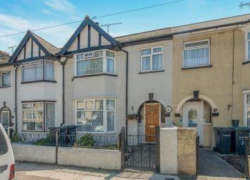 Thumbnail 3 bedroom terraced house for sale in Detling Road, Northfleet, Gravesend, Kent