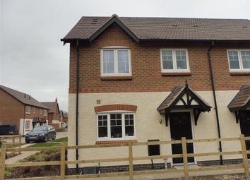Thumbnail 3 bed semi-detached house to rent in Meer Stones Road, Balsall Common, Coventry