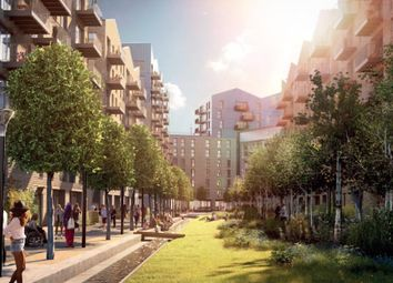 Thumbnail 1 bed flat for sale in Cedarwood Square, The Timberyard, Deptford, London