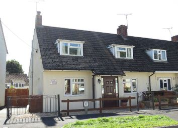 Thumbnail 3 bedroom semi-detached house for sale in Old Church Road, Axbridge