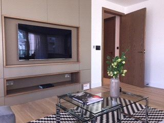 Thumbnail 2 bed flat for sale in Goldhurst House, London