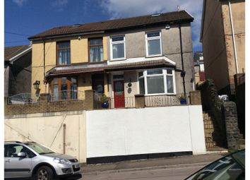 Thumbnail 3 bed semi-detached house for sale in Amos Hill, Tonypandy