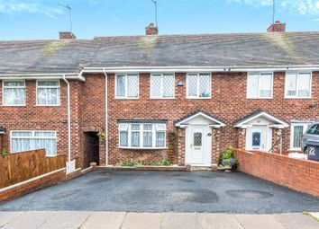 Thumbnail 3 bed terraced house for sale in Chestnuts Avenue, Birmingham