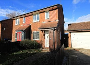 Thumbnail 2 bed semi-detached house to rent in Tregarth Place, Woking
