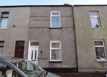 Thumbnail 2 bedroom terraced house to rent in Coulton Street, Barrow-In-Furness