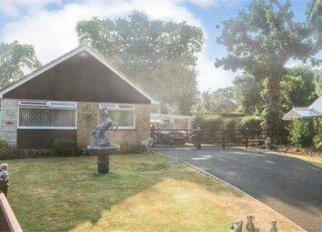 Thumbnail 3 bed detached bungalow for sale in Gainsborough Avenue, New Milton, Hampshire