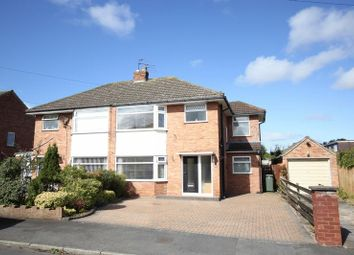 Thumbnail 3 bed semi-detached house for sale in Chantrell Road, Newton, Wirral