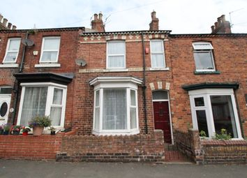 Thumbnail 2 bed terraced house to rent in Spring Bank, Scarborough