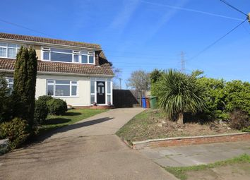 Thumbnail 3 bed semi-detached house for sale in Northumberland Road, Linford, Stanford-Le-Hope