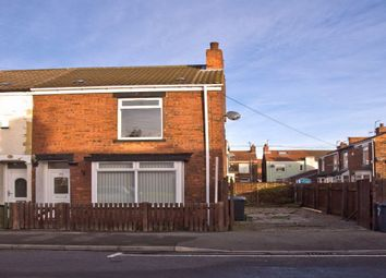 Thumbnail 2 bed end terrace house for sale in Rustenburg Street, Hull