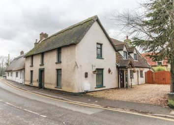 Thumbnail 4 bed semi-detached house for sale in High Street, Burwell, Cambridge