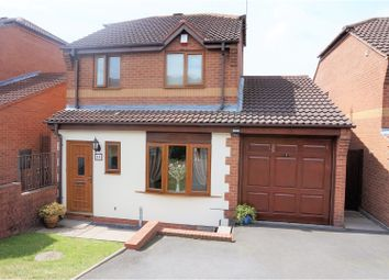 Thumbnail 3 bed detached house for sale in Highview Drive, Kingswinford
